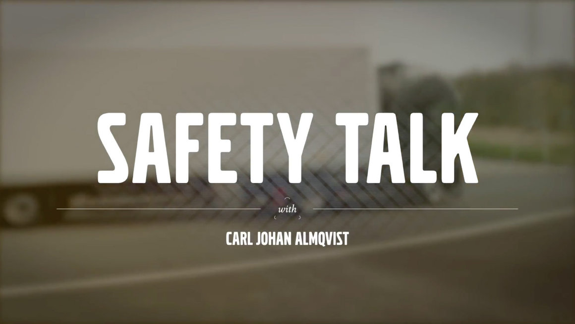 וולוו FE‏ - Safety Talk