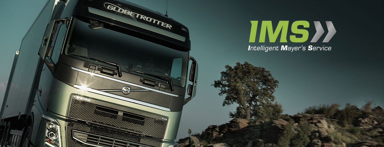 IMS - השירות החכם למשאיות
